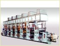 Multi Color Rotogravure Printing Loom