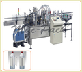 Linear Glue Labeling Machine