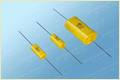 Axial Shape Metalized Polyester Film Capacitors