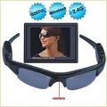 2.4ghz Wireless Sunglasses With 3.5 Inch Dvr Lm-Sc717