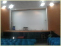 Auditorium Acoustic Work