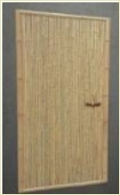 Bamboo Door