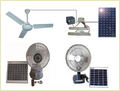 Solar DC Celling & Table Fan