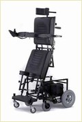 Fully Powered (Joystick Operated) Stand Up Wheelchair