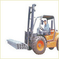Fork Lift Truck (BOB-138)
