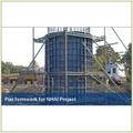 Concrete Pillar Formwork