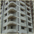 Autoclaved Aerated Concrete Wall Blocks