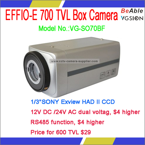 700 Tvl Box Camera (Vg-So70bf)