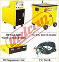 Ac Tig Argon Welding Equipment
