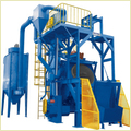 Q15gn/Q28gn Tumble Belt Shot Blasting Machine