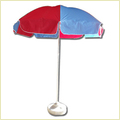 Logo Beach Umbrella