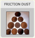 Friciton Dust Particlees