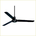 Metallic Finish Ceiling Fan