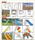 Playground Equipment (Jhullas)