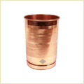 Handmade Pure Copper Glass Cup