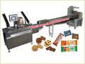Fully Automatic Biscuits Sandwiching Machine
