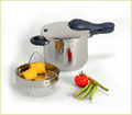 Popular Stianless Steel Pressure Cooker Az-Kd-Asc