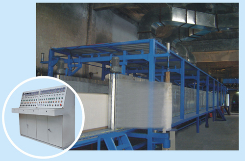 Automatic Sponge Foaming Production Line