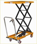 Manual Scissor Lift 150kgs