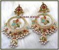 Indian Chand Wala Earring