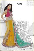 Wedding Sarees-4206