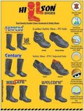 Safety Footwear & Gumboots