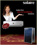 Solar Inverter Air Conditioner