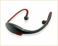 Sporty Wireless Bluetooth Headset