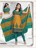Cotton Salwar Suit Dress