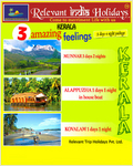 5days 4nights Kerala Packages