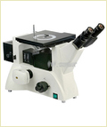 Trinocular Inverted Polarized Metallurgical Microscope