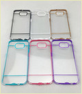 Bicolorable High-Transparent Case For Samsung S6