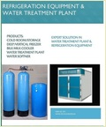 Water Treatment & Refrigeration Equipment
