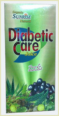 Organic Diabetic Care Juice