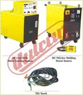 Dc Tig Argon Welding Equipment