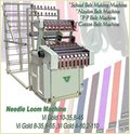 Elastic Crepe Bandage Needle Loom Machine