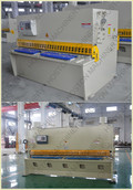 Hoston Sheet Metal Hydraulic Shearing Machine
