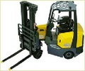 Highly Efficient Aisle Master Forklift Truck