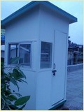 Pre-Fabricated Security Cabin
