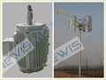 0.2-50kw Vertical Axis Wind Generator