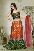 Lehenga Choli With Dupatta