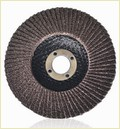 Calcined A/O Flap disc