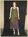 Womens Long Dresses (Gc-113)