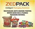 Printed Non Woven Packaging Bags