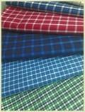 100% Cotton Yarn Casual Shirt Fabrics