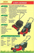 Electrical Lawn Mower