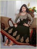 Georgette Anarkalis Designer Dress Materials