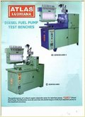 Diesel Fuel Pump Test Bench Machine