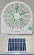 Small Solar Fan