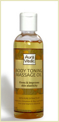 Auravedic Body Toning Massage Oil